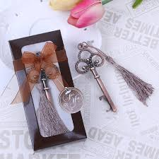 key to my heart gifts 10pcs lot key to my heart bottle opener wedding favors and gifts
