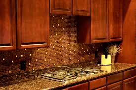 Glass Tile Backsplash Ideas For Kitchens Red Glass Tile Kitchen Backsplash Capitangeneral