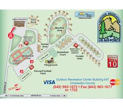 Charleston Map Jb Charleston Orc U0026 Rv Park Find Campgrounds Near North