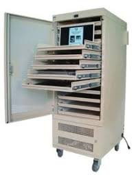 Laptop Storage Cabinet Plug In Storage Inc Dock U0026 Lock Cabinets
