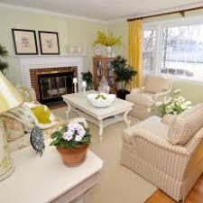cottage livingroom green cottage living room photos hgtv