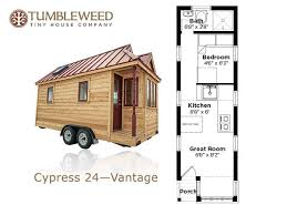 downstairs sleeping for two real people tumbleweed houses