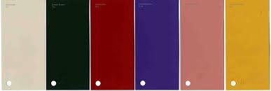 46 new historic paint colors for arts u0026 crafts bungalows retro