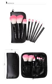 coringco black in pink brush
