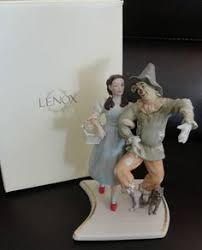lenox wizard of oz figurine lollipop munchkins wizard of oz