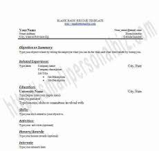 How To Build A Resume How To Build A Resume With No Experience Writing S Resume By Eye