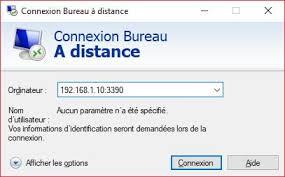 port connexion bureau à distance modifier le port d écoute rdp bureau à distance tech2tech