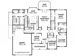 layout of a house modern 4 bedroom house layout best home design and floor plans on