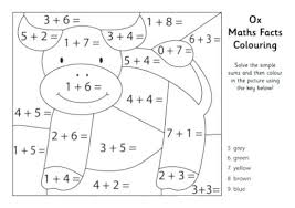 Multiplication Coloring Printable Free Printable Math Art Multiplication Coloring Page