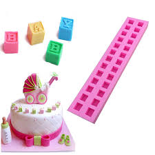 aliexpress com buy m059 diy bakeware alphabet blocks baby shower