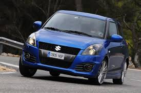 suzuki swift sport first drive auto express