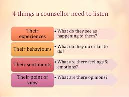 Counselling Skills For Managers Counselling Skills