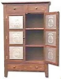Safe Cabinet Tin Punch Kits Kna 010rp Norm Abrams Pie Safe Kit Pierced