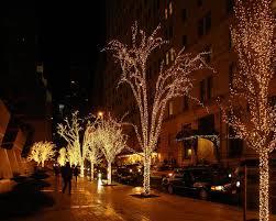 lighting all around town