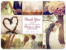 wedding magnets wedding thank you magnets photo collage