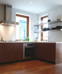 Kitchen Cabinets New by Kitchen Solid Wood With Clear Finish For High End Kitchen