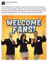 pch fan page facebook well are you publisher clearing house is real ii am a two timer