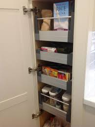 Kitchen Cabinet Slide Out Organizers by Slide Out Drawers For Pantry 18 Breathtaking Decor Plus Kitchen