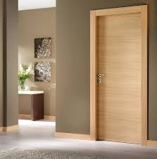 china walnut veneer flush wooden main door design china main
