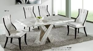modern marble dining room furniture in dining tables from