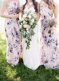 watercolor bridesmaid dresses best 25 floral bridesmaid dresses ideas on floral