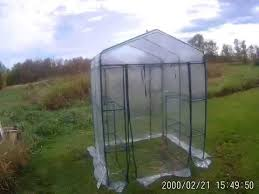 Backyard Green House by Plant Large Greenhouse Review Portable Backyard Greenhouse Youtube