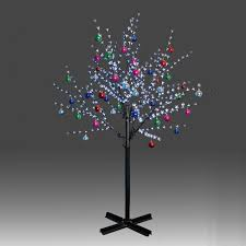 beautiful 200cm 504l twinkle burning led tree light with white