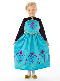 elsa costume elsa inspired princess dress up machine washable