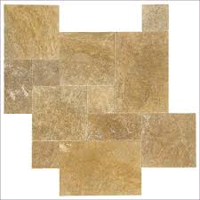 Wholesale Backsplash Tile Kitchen Furniture Polished Travertine Tile Backsplash Kitchen Floor