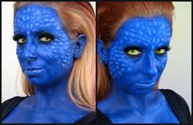 Mystique Halloween Costume Halloween Men Mystique English