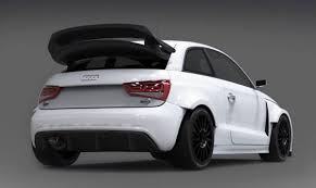 audi a1 wrc audi s1 rallycross racer sports 600hp to hit 60mph in 1 9