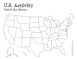 map of the united states quiz with capitals united states outline map with capitals 52 simple on quiz printout