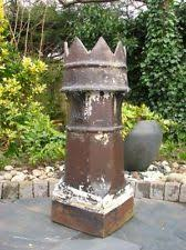 reclaimed vintage chimney pot garden ornament