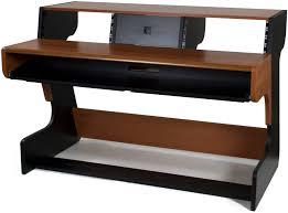 thomann studio desk zaor miza 88 black cherry sweetwater