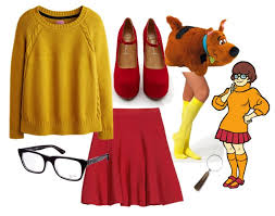 Velma Costume Velma Dinkley Wig Realistic Lace Front Wig