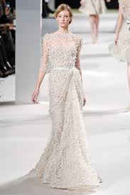 wedding dresses 2011 summer wedding dress monday elie saab summer 2011 collection