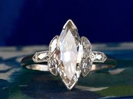 jewelry diamond 1920s art deco marquise diamond ring buy me