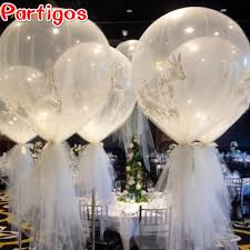 Wedding Centerpieces For Round Tables by Online Get Cheap Balloon Table Centerpieces Aliexpress Com
