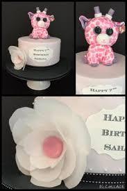 beanie boo birthday cake daughters birthday