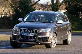audi jeep 2015 audi q7 v12 tdi exclusive review autocar