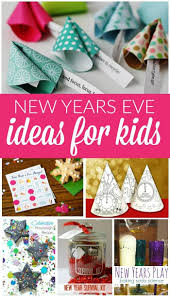 new years eve ideas for kids crafts diy party planning and fun