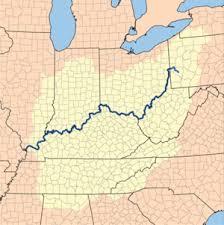 cumberland river map ohio river