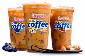 Coffee Dunkin Donut free iced coffee at dunkin donuts today atlanta restaurant