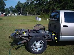 dodge truck beds advice on removing tipping the truck bed dodge diesel diesel