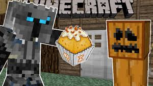minecraft trick or treating halloween candy custom map 2