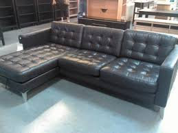ikea leather loveseat ikea charlotte on twitter karlstad leather loveseat chaise combo
