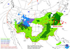 frontal boundary map deciphering surface weather maps part two lakeeriewx marine