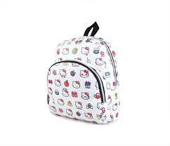 kitty small backpack emoji sanrio