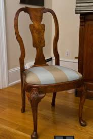 antique queen anne style side chair for sale at 1stdibs