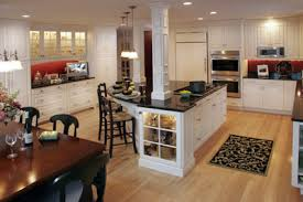 kitchen islands with columns kitchen island with post images gallery maywood ave home